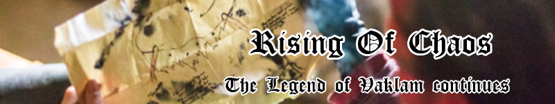 Rising of Chaos LARP